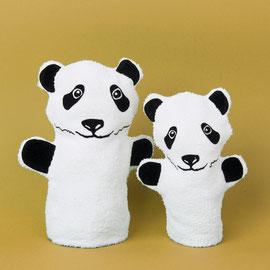 Panda klein und gross