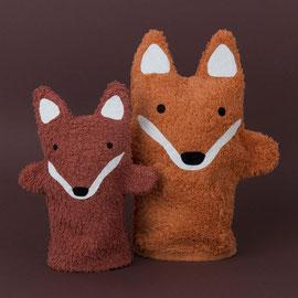 Fuchs klein und gross