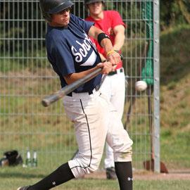 Baseball Wild Farmers Cup in Dohren - Jannis Wedemeyer