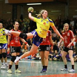 Handball 1. Bundesliga: Ulrika Agren (Buxtehuder SV)