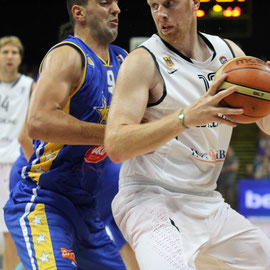 Teamkollege in GER und USA - Chris Kaman