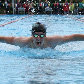 Schwimmen Kreismeisterschaft - Alexander (SC Seevetal)