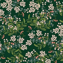 Cornflower green