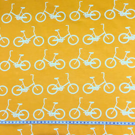 Bicycles yellow