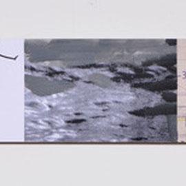 Bildzeile 2, Berge und See, 2014