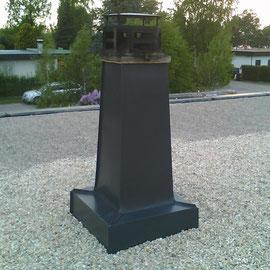 Kamin mit Verkleidung nachher