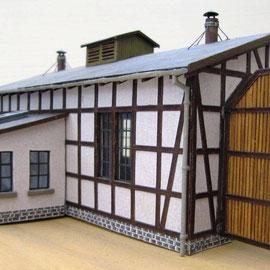(c) W. Fehse - Lokschuppen Waldheim