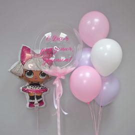 шары куклы для девочки