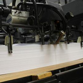 Papiereinzug