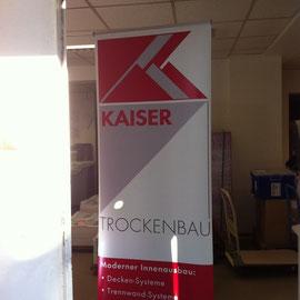 Kaiser Trockenbau, Erlangen.
