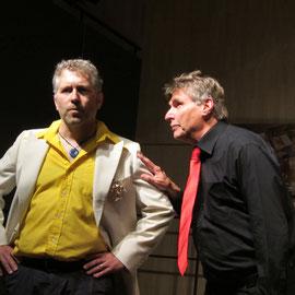 Michael Traub & Peter Wolff (Foto: Elke Rose-Kienast)