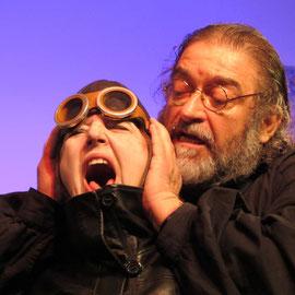 Monika Schüler & Hajo Fickus (Foto: Elke Rose-Kienast)