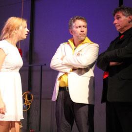 Angelina Weber, Michael Traub & Peter Wolff ( Foto: Elke Rose Kienast)