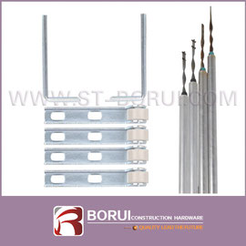 BR.121 European Type Double Hung Window Parts