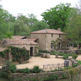 Le village XVIIIeme
