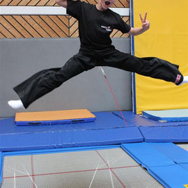 Munich-Pro-Jump - Kampfsport Kickboxen Pointfighting München