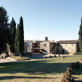 in San Casciano Val di Pesa, nahe Florenz