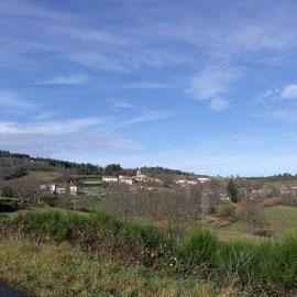 paysage de Palogneux
