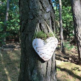 kreatives mit Naturmaterialien