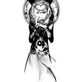 C. Collao, Fischfrau