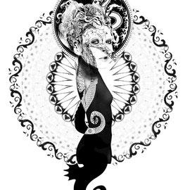 C. Collao, Seepferdfrau