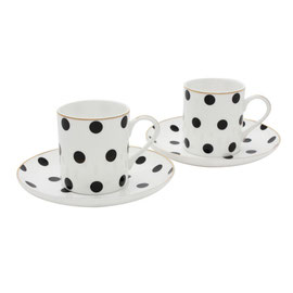 Loulou set of espresso cups