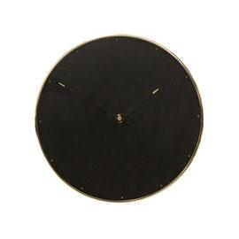 Clock Brass/Black