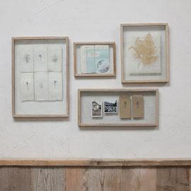 Indu wooden frame