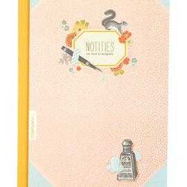 Pimpelmees notitieboek