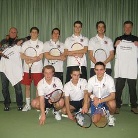 AM Sport Sponsoring Tennis 1. Herren