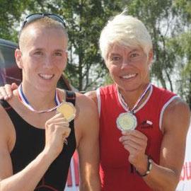 AM Sport Sponsoring Norderstedter beste Sportlerin Triathlon