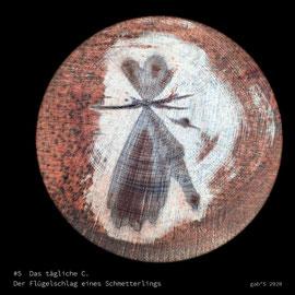 Gabriele Schettler, Das tägliche C - Schmetterlingseffekt