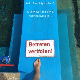Gabriele Schettler, Das tägliche C - summertime