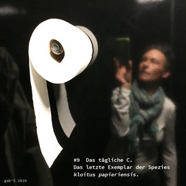 Gabriele Schettler, Das tägliche C - das Letzte