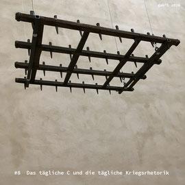 Gabriele Schettler, Das tägliche C - Kriegszustand