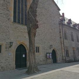Augustinerkloster Erfurt Thüringen