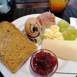 glutenfreies Frühstück  im Hotel Block Hotel & Living, Ingolstadt