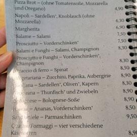 Restaurant Romeo e Giulietta, Ingolstadt