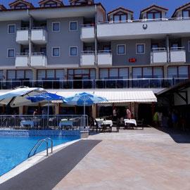 Monachus Hotel & Spa, Side, Türkei