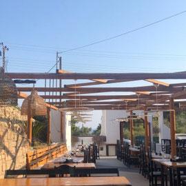 Restaurant 3 Pigs Greek Grill, Pefkos, Rhodos