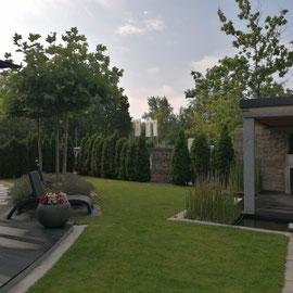 Garten  im Hotel Block Hotel & Living, Ingolstadt