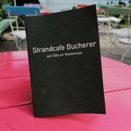 Strandcafe Bucherer Walchensee