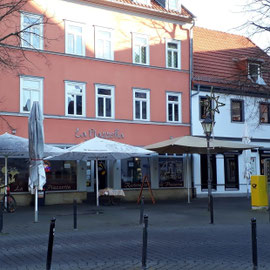 La Piazetta, Erfurt, Thüringen