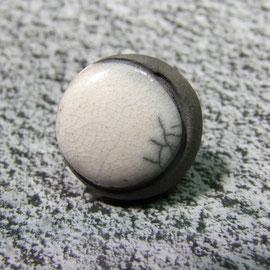 fiche descriptive de la bague en poterie blanche