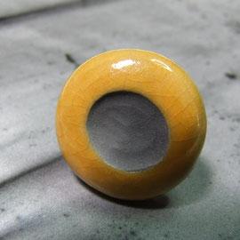 acheter cette bague jaune en céramique