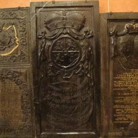 Gräber der Familie von Thurn und Taxis
