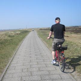 Radfahren auf Wangerooge