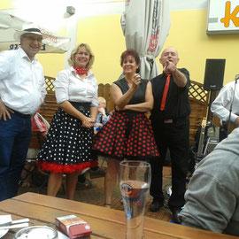 Gruppenfoto in Barsinghausen's Suhle 2014