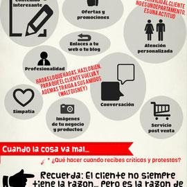Cómo cuidar al cliente en redes sociales - SCQ Comunicación