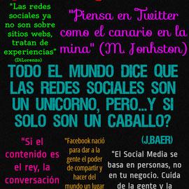 Citas sobre Social Media - SCQ Comunicación